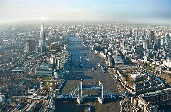 Туристический Лондон