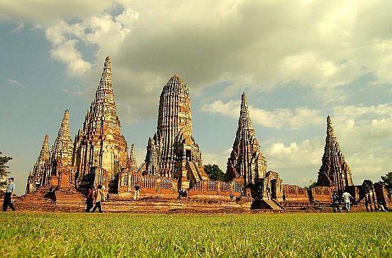 Древняя столица Тайланда