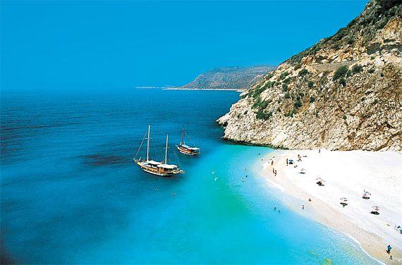 Курорты Анталийского побережья