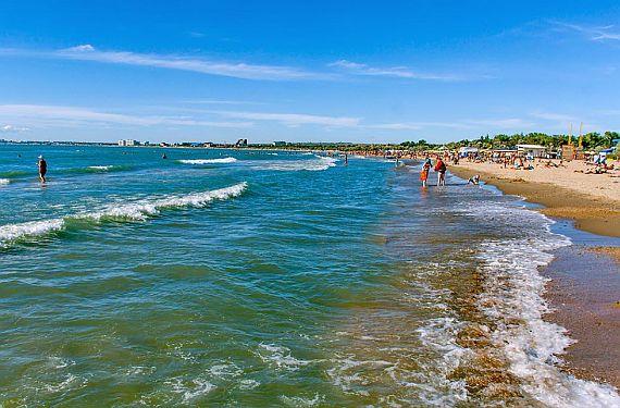Отдых в Анапе пляжи и достопримечательности