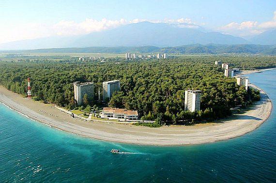 Отдых в Пицунде. Абхазия