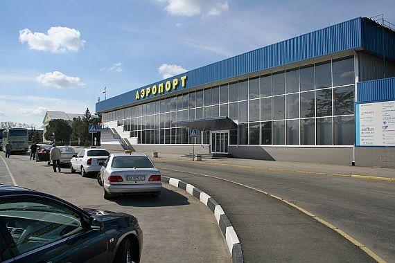Такси из аэропорта Симферополя в Севастополь