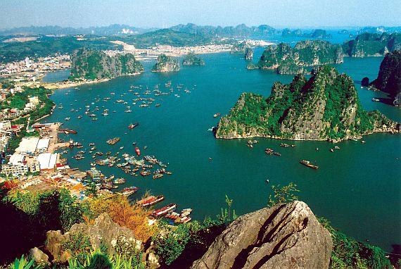 Туристический Вьетнам