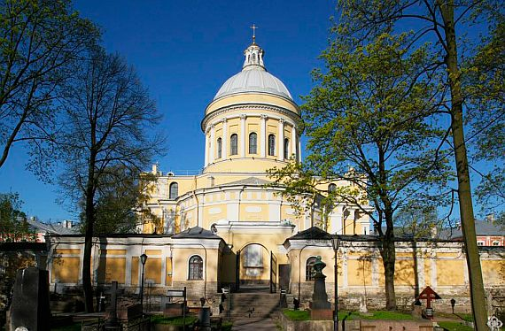 Александро-Невская лавра: история и современность