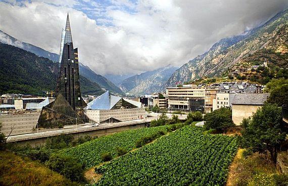 Андорра - карликовое государство