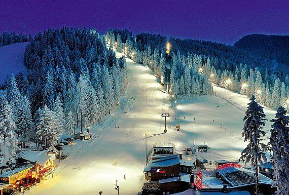 Болгария горнолыжный курорт Боровец
