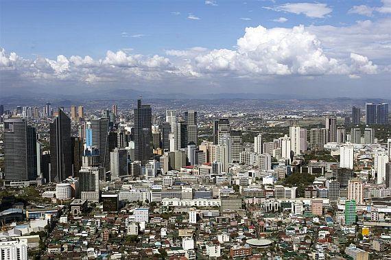 Город Манила