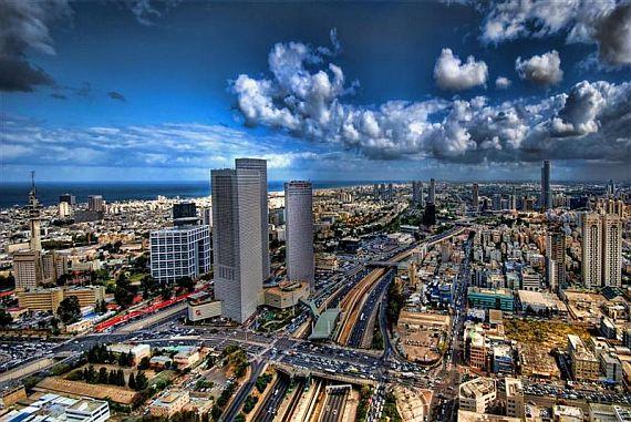 Город Тель Авив