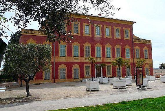 Музей Матисса Ницца