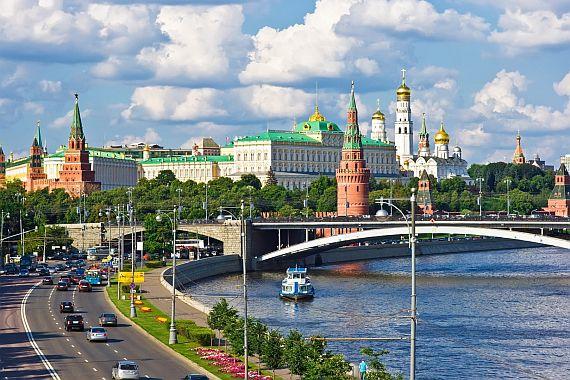 Организация экскурсий по Москве