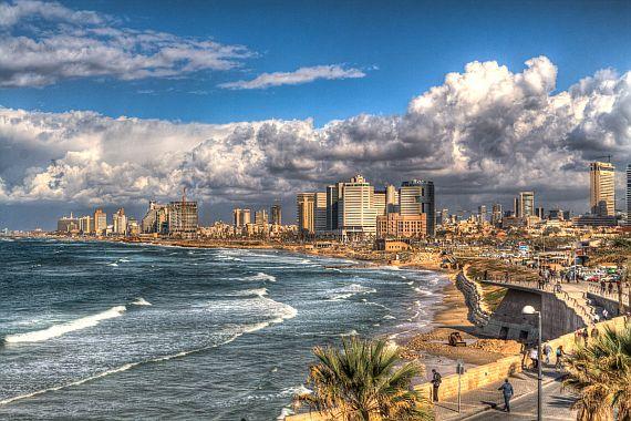 Отдых в Израиле путешествие в Тель-Авив