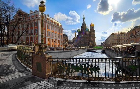 Отдых в Петербурге
