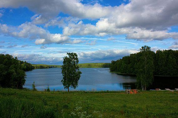 Озеро Коломинец