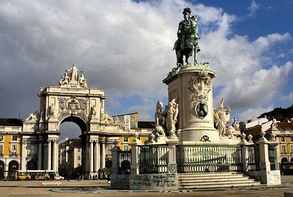 Португалия Лиссабон достопримечательности