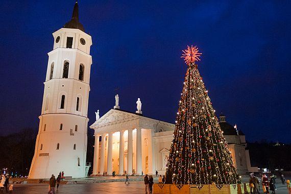 Рождество в Литве