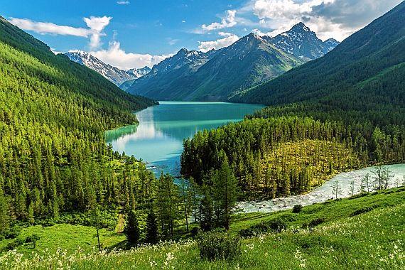 Туризм в горном Алтае
