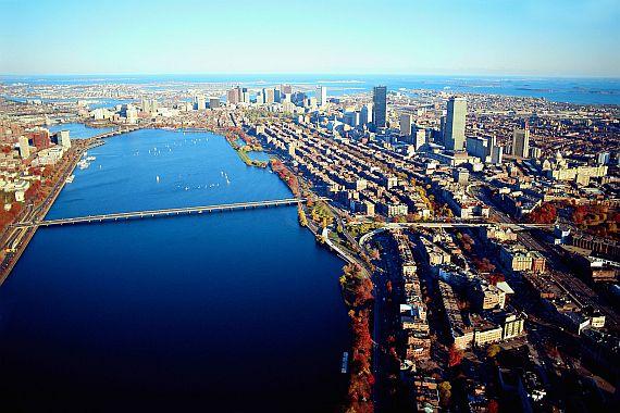 Бостон город в США