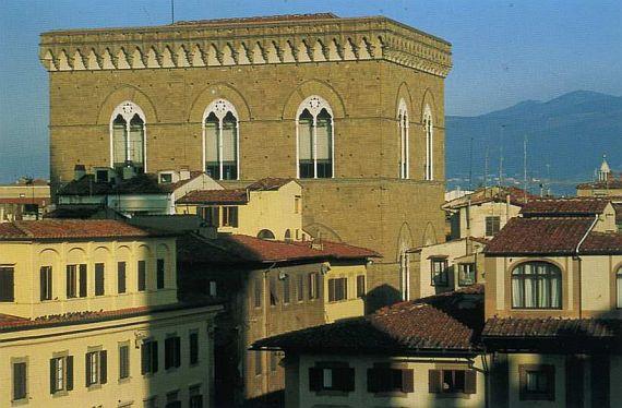 Флоренция церковь Орсанмикеле