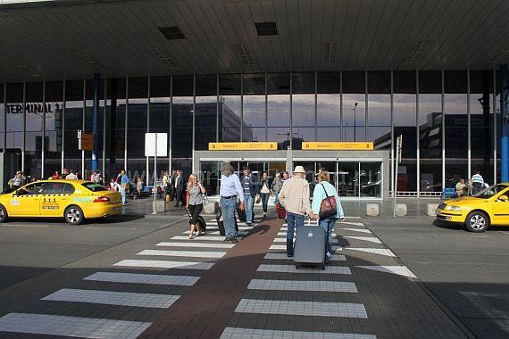 Общественный и частный трансфер для поездок из аэропорта Праги