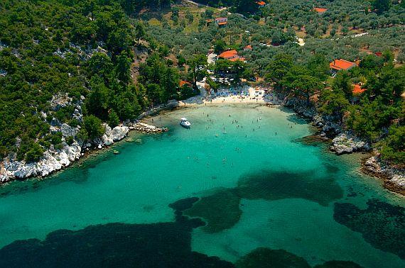 Остров Тассос Греция