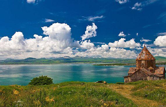 Отдых на Севане Армения