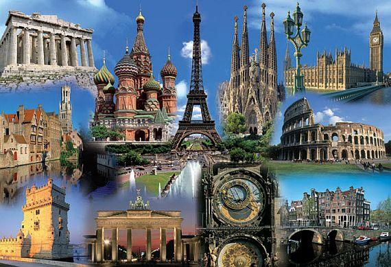 Отдых в Европе европейские страны