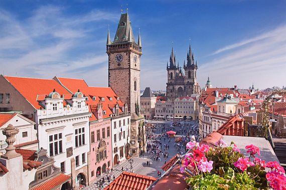 Прага советы туристам
