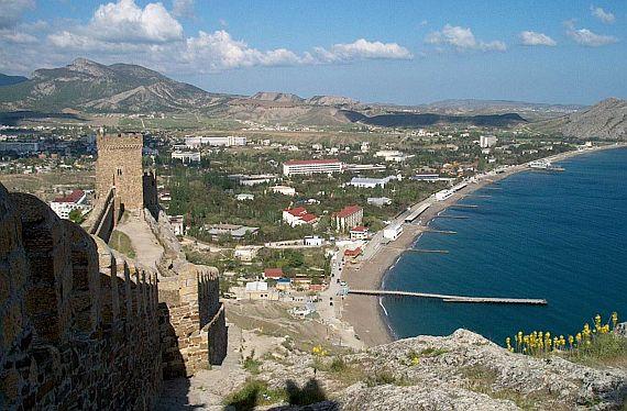 Путешествие по Крыму. Достопримечательности