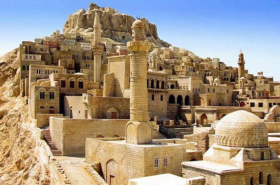 Путешествие в древний Израиль