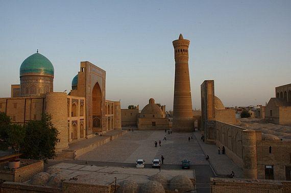 Узбекистан город Бухара