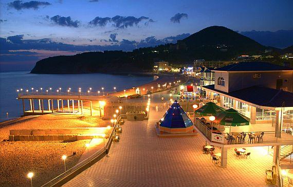 5 причин отдыха на Черноморском побережье России