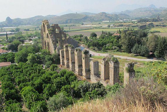 Акведук в Сиде