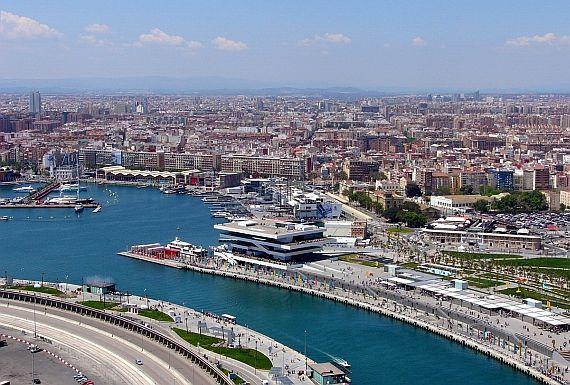 Испания. Отдых в Валенсии