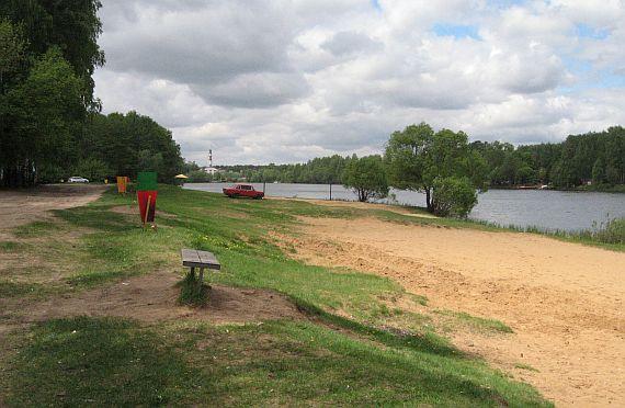 Отдых на Малаховском озере
