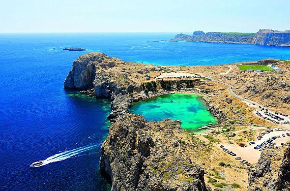 Отдых в Греции. Остров Родос