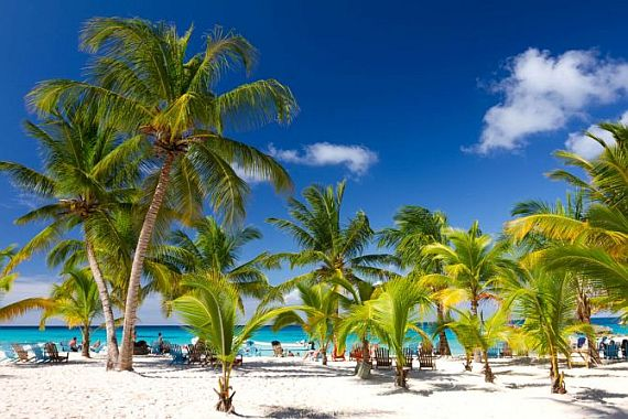 Отдых в солнечной Доминикане