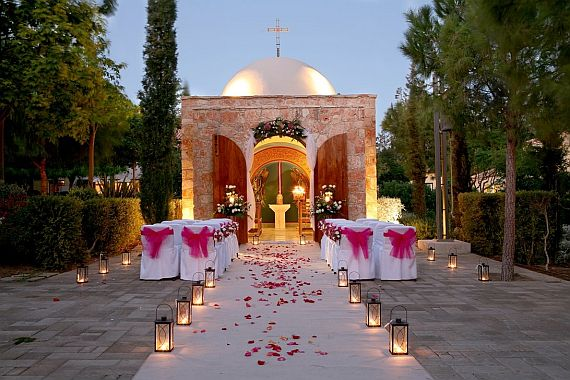 Путешествие в Кипр - свадебный туризм