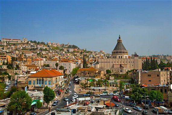 Путешествие в прекрасный Израиль