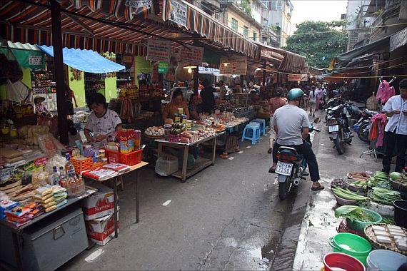 Рынки Ханой