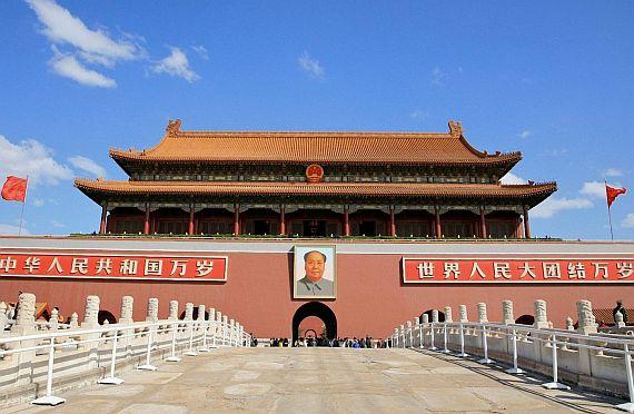 Тяньаньмэньские ворота
