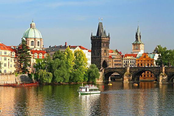 Чехия: прогулки по Праге