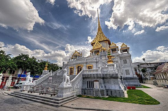 Экскурсии в Бангкоке. Королевский дворец