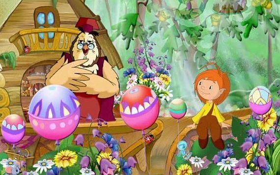 Мультфильм детские фантазии