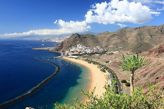 Отдых на Канарском острове Тенерифе