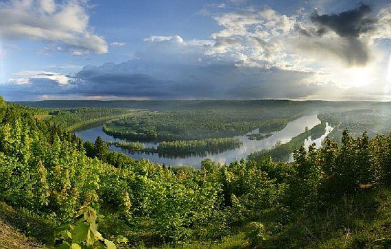 Отдых в Башкортостане