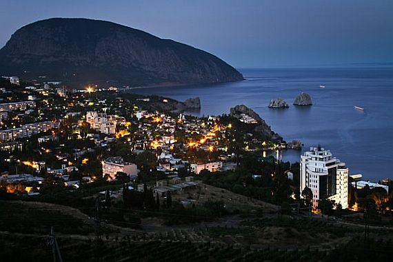 Отдых в Крыму. Гурзуф