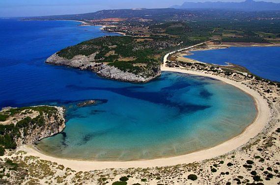 Пелопоннес Греция