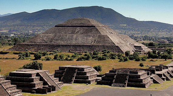 Пирамида Чолула