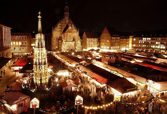 Поездка в Германию сезон распродаж