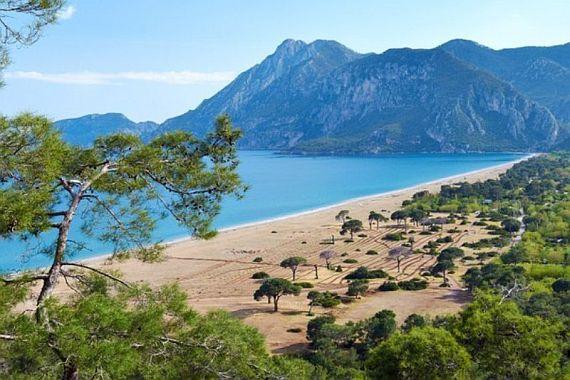 Популярный отдых в Турции